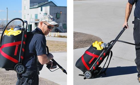 Intelagard Fire Suppression Emergency Response